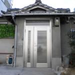 大阪市_玄関ドア