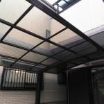 カーポートの屋根修理
